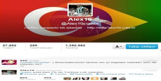 Alex'ten Fenerbahçe İtirafı