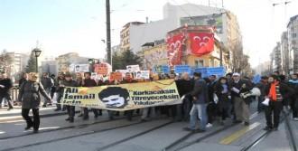 Ali İsmail Duruşmasına Çağrı Yürüyüşü