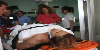 Alkollü Sürücü Karşı Şeride Geçti: 5 Yaralı