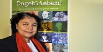 Almanya'dan Türk Kadınına Onur Madalyası