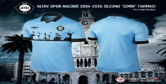 Altay'ın İzmir Temalı Formaları Satışta