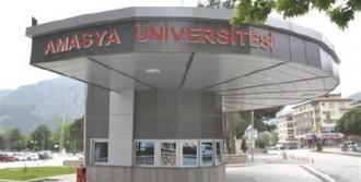 Amasya Üniversitesi'nde Gözaltılar