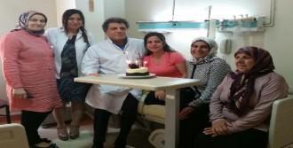 Ameliyat Öncesi Doğum Günü Sürprizi