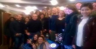 Amerikalı Gençler, Türkiye'yi İzmir'de Tanıdı
