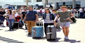 Mart Turizmi Yüzde 36 Geriledi