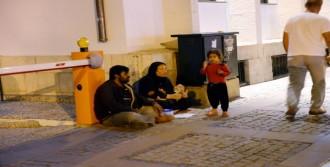 Antalya'da Suriyeli Dilenci İstilası