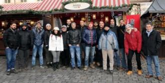 Antalyalı Tiyatrocular Kardeş Şehir Nürnberg'de