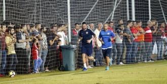 Antalyaspor Taraftarı Başarı İstedi