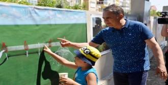 Antalya'ya 'çocuk Köyü'