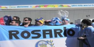 Arjantin-İsviçre Maçına Olağanüstü Güvenlik Önlemi