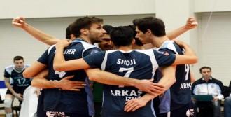 Arkasspor, Şampiyonlar Ligi'nde Tam Yol