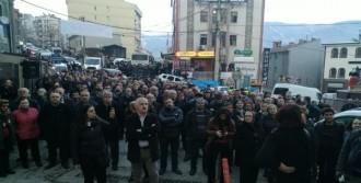 Cerattepe Olayları Protesto Edildi