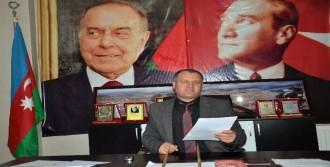 Asimder Genel Başkanı O Gösteriyi Kınadı