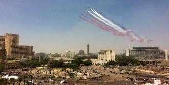Mısır'da Jet Şovu