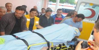 Astsubayın Kazayla Vurduğu Belediye Başkanı Yaralandı