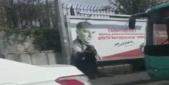 Atatürk Fotoğrafını Böyle Temizledi