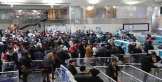 Atatürk Havalimanı'nda Arıza