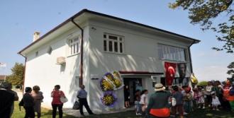 Atatürk Köşkü'nde Çocuk Müzesi Açıldı