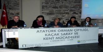 Atatürk Orman Çiftliği Mücadelesini Anlattılar