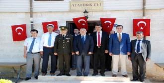 Atatürk'ün Taşucu'na Gelişi Kutlandı