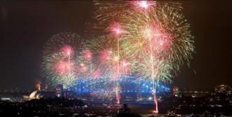 Avustralya'da Yeni Yıl Kutlamaları Başladı