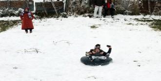 Kış Eğlenceleri Başladı