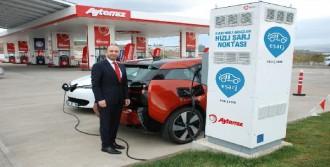 'Elektrikli Araçlara Hizmet Veriyor'
