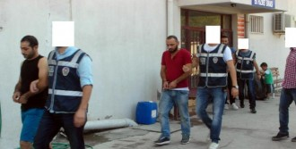98 Suriyeli Kaçak İle 11 Organizatör Yakalandı