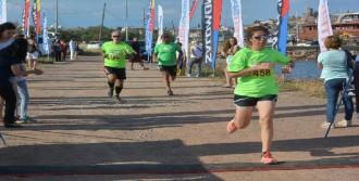 Ayvalık'ta Spor Dolu Etkinlik