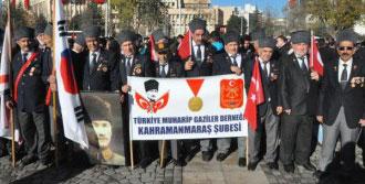 Gaziantep'in Kurtuluşu Törenlerle Kutlandı
