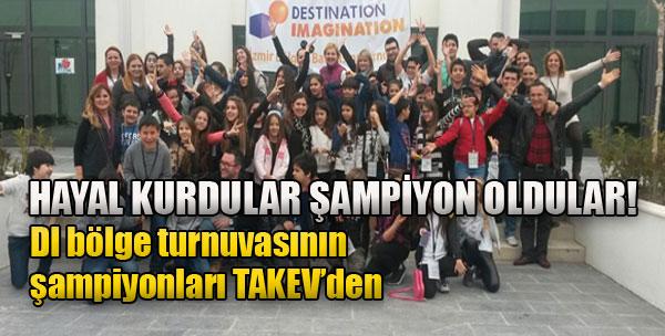 Hayal Kurdular Şampiyon Oldular