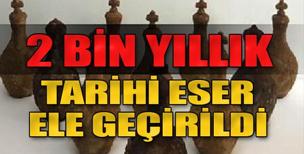Balıkesir'de Tarihi Eser