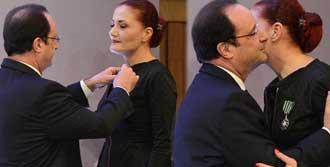 Hollande Candan Kutladı