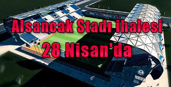 İzmir Alsancak Stadı İhalesi 28 Nisan'da