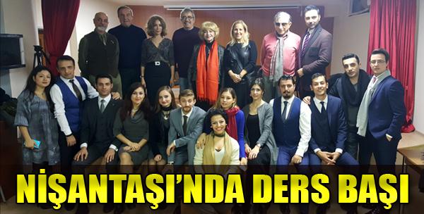 Sahne Tozu Tiyatrosu Nişantaşı Şubesi'nde Eğitimler Başladı