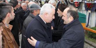 MHP'li Usta'nın Babası Vefat Etti