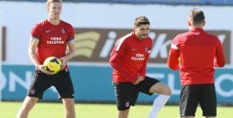 Trabzonspor'a Makedonya'da Coşkulu Karşılama