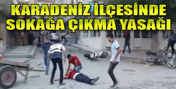 Sinop'un Durağan İlçesi Karıştı