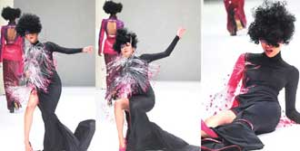 Patır kütür Haute Couture