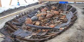 Yenikapı'nın Eski Gemileri Müzede