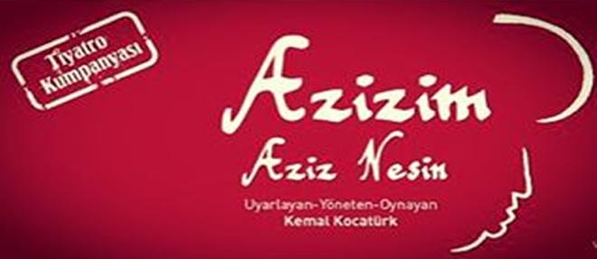 Tiyatro Kumpanyası'ndan 'Azizim'