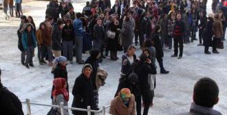 Ardahan'da Lisede Yangın Paniği