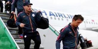 Galatasaray'ın Alanya Kampı Başladı