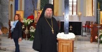 Aziz Aya Vukolus Kilisesi'nde Ayin