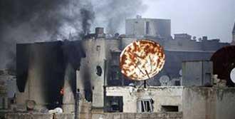 Suriye'de 45 Kişi Öldü