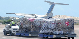 Somali'ye Yeni Yardım Paketi