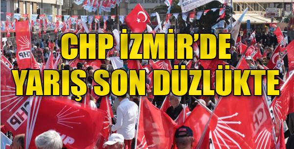 CHP İzmir'de Sandığa Doğru...