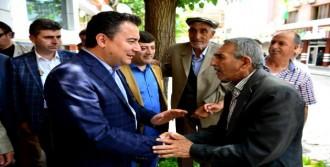 Babacan, Diyarbakır'da İçkale'yi Gezdi
