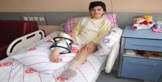 Bacağı Ameliyatla Uzatılacak