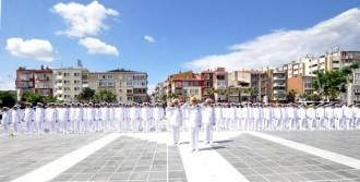 Bahriyeliler Çanakkale'de